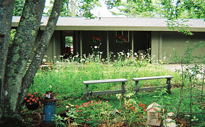 Door county lodging- vacation cabin