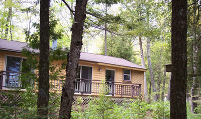Door County cabin for rent